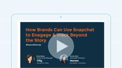 how to add links on snapchat