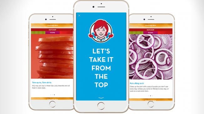 snapchat partners, wendys-fb-ads-hed-2015