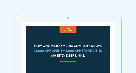 Bitly Deep Links Case Study
