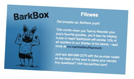 The Bark Box